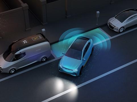 Sensore di parcheggio adatto